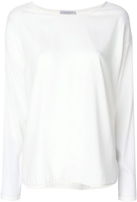 Le Tricot Perugia longsleeved T-shirt
