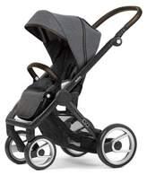 Mutsy Evo Stroller in Black/Fishbone Dawn