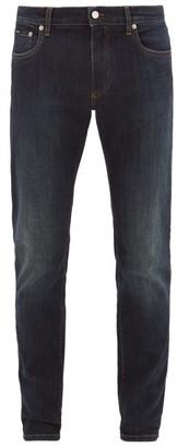 Dolce & Gabbana Slim-leg Jeans - Mens - Dark Blue