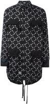 Kokon To Zai monogram shirt - unisex - Cotton - M