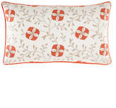 Jane Wilner Designs Mikado Embroidered Pillow