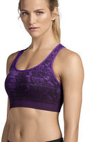 Jockey Womens Dip Dye Python Sports Bra