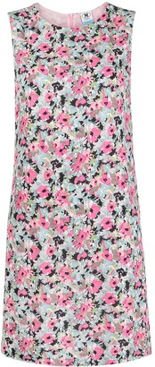 M Missoni Floral-Print Shift Dress