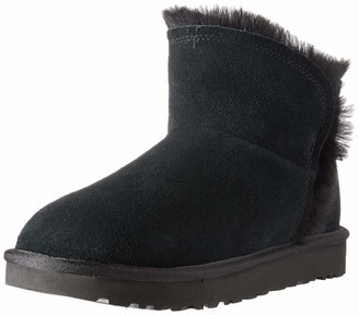 UGG Women's Classic Mini Fluff HIGH-Low Fashion Boot