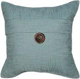 Asstd National Brand Beaumont Button Square Decorative Pillow