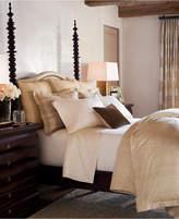 Ralph Lauren Mulholland Reeves Cotton Sateen Full/Queen Duvet Cover Bedding