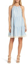 Maggy London Stripe Shift Dress (Regular & Petite)