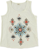 O'Neill Graphic-Print Tank Top, Big Girls (7-16)