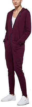 One Piece OnePiece Women's Uno Jumpsuit, Purple Burgundy, (Herstellergröße: XL)