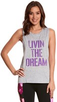 Yoga Rx Livin The Dream Muscle Tee 8152169