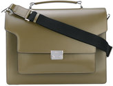Marni Trunk briefcase satchel - men - Calf Leather - One Size