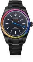 Rolex Mad Paris Milgauss Rainbow 40mm
