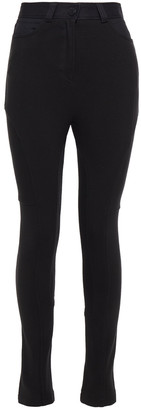 See by Chloe Cotton-blend Twill Skinny Pants