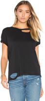 Anine Bing Distressed T Shirt