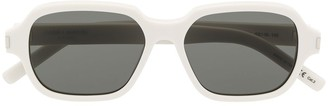 Saint Laurent Eyewear Square Framed Sunglasses
