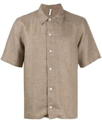 Sunflower Short Sleeve Khaki Shirt