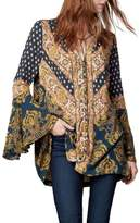 Free People Women's 'Magic Mystery' Tunic Top