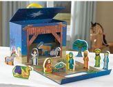 Kid Kraft Travel Box Nativity Scene Play Set