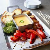 Charcoal Companion Sur La Table Grill & Serve 3-Piece Fondue Set