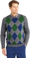 J.Mclaughlin Earl Argyle Sweater