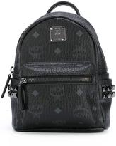 MCM logo print backpack - men - PVC - One Size
