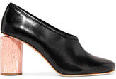 Acne Studios Amy Leather Pumps - Black