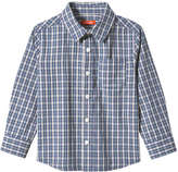 Joe Fresh Toddler Boys' Plaid Button Down Shirt, Green (Size 4)