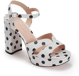 Kate Spade Delight Dot Platform Sandal