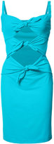 Moschino knot detail beach dress