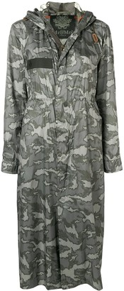 Mr & Mrs Italy Printed Raincoat