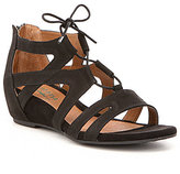 Montana Black Reese Lace Up Gladiator Sandals