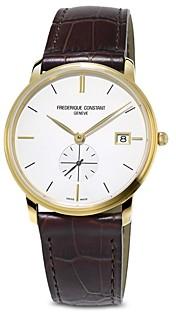 Frederique Constant Slimline Watch, 37mm