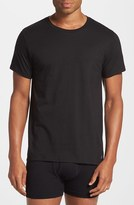 Calvin Klein Men's Big & Tall 2-Pack Crewneck T-Shirt
