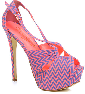*Sole Boutique The Uprise Shoe in Lime