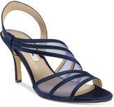 Nina Vitalia Asymmetrical Sandals