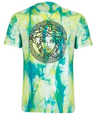 Versace Tie & Dye T-shirt