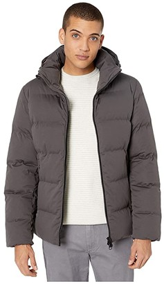 Save The Duck Bark 9 Puffer Jacket (Black) Men's Coat