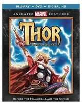 Thor:Tales of asgard (Blu-ray)