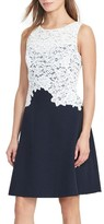 Lauren Ralph Lauren Women's Fit & Flare Dress