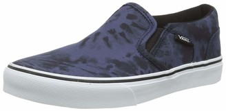 Vans Unisex Kid's Asher Slip On Trainers
