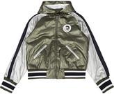 Diesel Jabe hooded bomber jacket 6-16 years