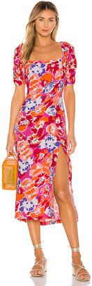 L-Space Alissa Midi Dress
