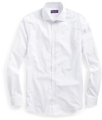 Ralph Lauren Geometric-Print Shirt