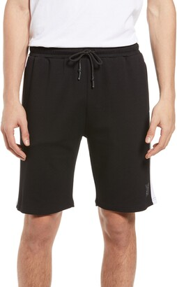Karl Lagerfeld Paris Colorblock Track Shorts