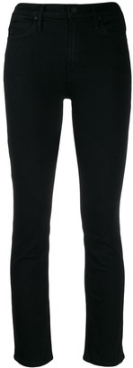 Mother Dazzler low rise skinny jeans