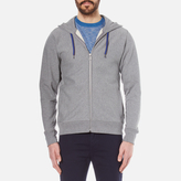 Paul Smith Men's Zipped Hoody Grey