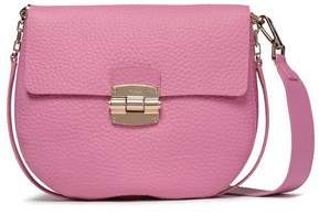Furla Textured-leather Shoulder Bag