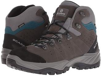 Scarpa Mistral GTX (Smoke/Lake) Men's Hiking Boots