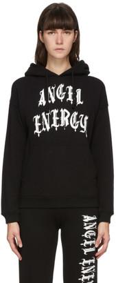 Ashley Williams Black Angel Energy Hoodie