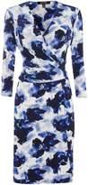 Ellen Tracy Jersey shift dress